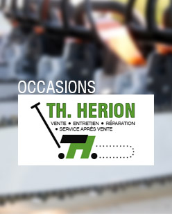 Garage TH. HERION - Occasions